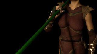 Jade in VR - Mortal Kombat
