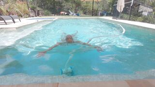 No more good feeling then getting nude and going for a swim ?? xx 54yo  ????