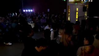 Sussex University fashion show - video 2 - Naked University Calendar