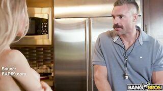 Nicole Aniston Fucks Her Son's Coach Charles Dera - Mom is Horny - Porn Studios