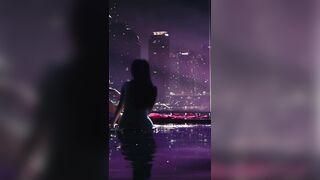 Korean Pop Music: Sulli naked scenes in Real