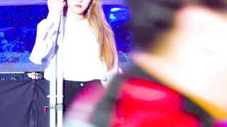 EUNSEO wants to be a pole dancer. - K-pop
