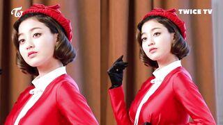 Korean Pop Music: JIHYO - Lady in red.