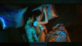 Korean Pop Music: Sulli - Sex Scene