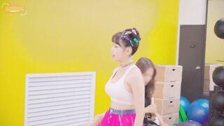 Korean Pop Music: rachel - crop top