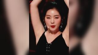 Irene Puts Her Arms Up and Sits On Your... - K-pop