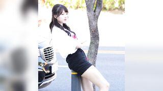 Korean Pop Music: Gfriend - Yerin: One Fortunate Pole