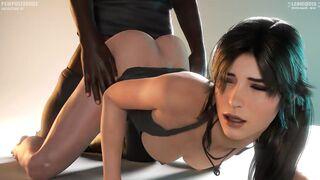 Doggystyle - Lara Croft