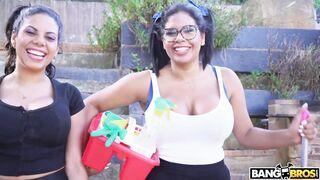 Kesha & Sheila Ortega